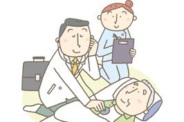 在宅医療を受ける対象